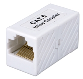 CAT6 Gigabit RJ45 Female to Female Coupler C6C45FF 037229714159 Category 6 - Coupler, CAT6 3P Certified, Straight Thru, Black, RJ45F/F JE315A/WH 6403  C6C45FF C6C45FF      2219  microcenter Michael Weiler Approved