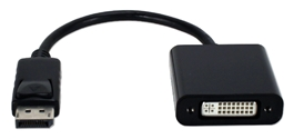 DisplayPort Male to DVI Female Digital Video Adaptor DPDVI-MF 037229491944 Adaptor, DisplayPort v1.1 Compliant, Convert DisplayPort Video to DVI-D with DHCP 781526 KV6444 DPDVIMF DPDVI-MF adapters adaptors     3285 IMCE microcenter Edward Matthews Approved