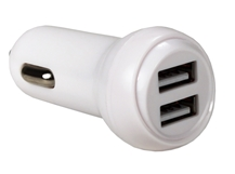 2-Port 2.4Amp USB Car Charger for iPod/iPhone/iPad/iPad 2/iPad 3 USBCC-2P 037229334135 2.4Amp Dual-Port White USB Car Charger for MP3 player & smart phone including Apple iPod/iPhone/iPad2 RG-TC-2400 239624 KV7014 USBCC2P USBCC-2P      3886 IMCE microcenter Nick Sciarini Approved