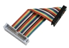 GPIO 8-Inch Ribbon Extension Cable for Raspberry Pi A/B with 26pins ARGPX26-08 037229003833