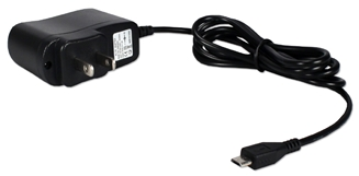 1.2Amp Power Adaptor for Raspberry Pi with Built-in Micro USB Cable ARUSB-1.2A 037229003765 1.2Amp 5Volt Micro-USB Power Supply/Adaptor for Raspberry Pi Model A & B and Samsung tablets and smartphone, 4ft power cord 511394 ARUSB1.2A ARUSB-1.2A adapters adaptors feet foot  3965