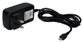 3Amp 5.1v Switching Power Supply for Raspberry Pi Zero, Zero W, 2, 3 & 4 with Built-in 4ft Micro-USB Cable ARUSB-3A 037229003741 3Amp 5.1Volt Micro-USB Power Supply/Adaptor for Raspberry Pi Model A, B & B-Plus and Samsung tablets and smartphone, 4ft power cord