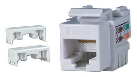 5-Pack 350MHz CAT5e 110 White RJ45 Keystone Jack C5JBW-5 037229716962 Category 5e - C5 Basic Wall Plate Assemblies, Keystone Jack, 110 Base, White, RJ45, Enhanced, 5-Pack C5JACKBWE x5   544197  C5JBW5 C5JBW-05      2200  microcenter Eckhardt Discontinued