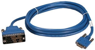 10ft SmartSerial to DCE V.35 Serial Cisco Router Cable CABSSV35FC 037229332254 Cable, Cisco Router, Smart Serial NP26M to V.35F, Serial DCE, 10ft CABSSV35FC CABSSV35FC  cables feet foot   2278
