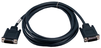 10ft DB60 to DTE X.21 Serial Cisco Router Cable CABX21MT 037229332896 Cable, Cisco Router, LFH60M (DB60) to X.21 DB15M, Serial DTE, 10ft CABX21MT CABX21MT  cables feet foot   2287