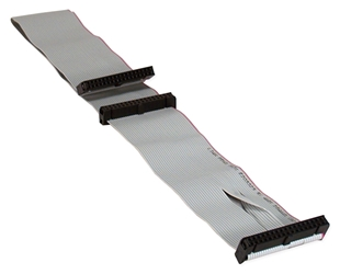 18 Inches 3.5 Inches Floppy Dual Drive Ribbon Cable CC2205 037229220506