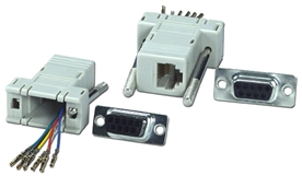 DB9 Female to RJ12 Female Serial/Terminal Modular Adaptor CC437 037229334371 Adaptor, Serial RS232 to RJ12/RJ12 6Wires Modular, RJ12F/DB9F (Custom Pin-Out Application) 571992  CC437 CC437 adapters adaptors     2827  microcenter Michael Weiler Approved