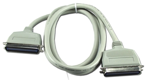 10ft SCSI Cen50 Male to Male 19 Twisted Pairs Premium External Cable CC536D-10 037229637106 Cable, PC/Mac SCSI Peripheral, Premium, Cen50M/M, 19 Twisted Pairs, 10ft CC536D10 CC536D-10  cables feet foot   2870