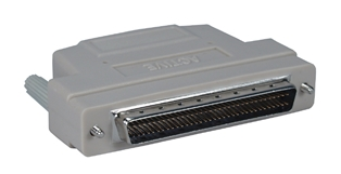 UltraSCSI HPDB68 (MicroD68) Active External Terminator CC638A 037229339819 Terminator - External, SCSI III, Active, HPDB68M with Thumbscrews 160275  CC638A CC638A      2931  microcenter Carrico Discontinued