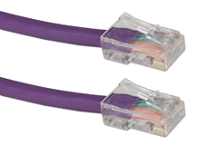 100ft 350MHz CAT5e Flexible Purple Patch Cord CC712E-100PR 037229713817 Cable, CAT5E Ethernet RJ45 Category 5E 350MHz Flexible/Stranded, Network Hub/DSL/CableModem/LAN Patch Cord, Assembled, Purple, 100ft 790428  CC712E100PR CC712E-100PR  cables feet foot   3034  microcenter Edward Matthews Approved