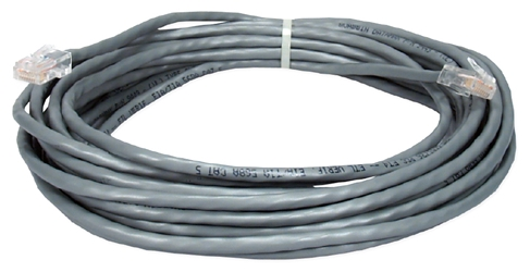 25ft CAT5 Flexible Gray Patch Cord CC714-25 037229714258