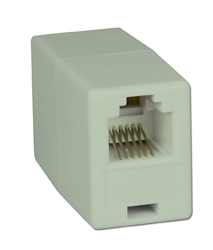 Telco RJ12 Female to Female Coupler CC935 037229935004 Telco RJ12 Coupler, RJ12F to Female Extension Joint 572214  CC935 CC935      3201  microcenter Michael Weiler Approved