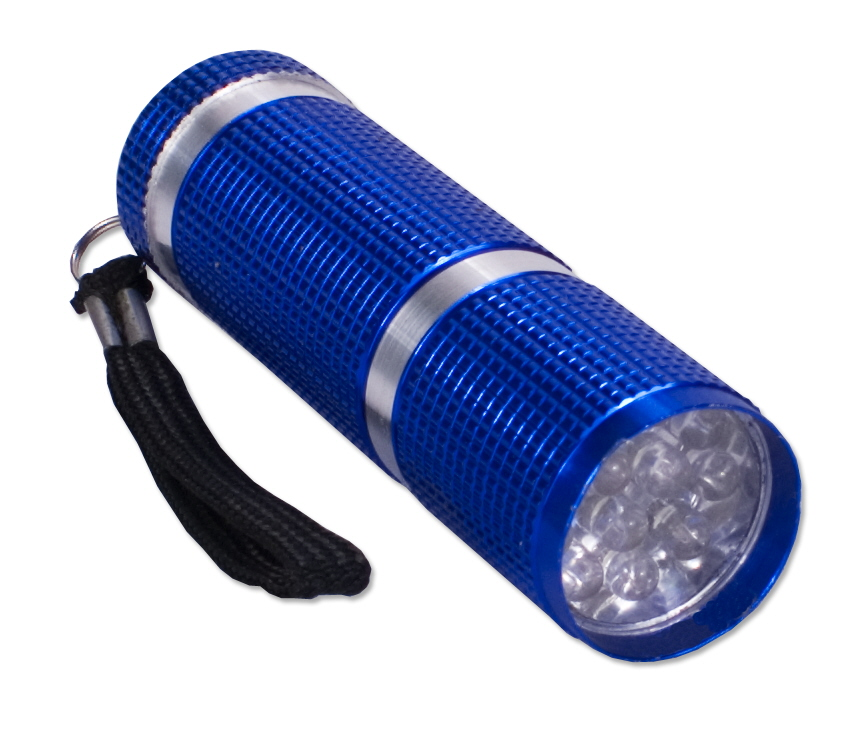 12-LED Compact Flashlight - FL-12