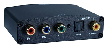 Component Video & SPDIF Toslink Audio to HDMI Digital Converter HRGB-AD 037229007671 HDTV/Component YPbPr Video with Toslink & SPDIF RCA Digital Audio to HDMI Digital Up-Converter HCO0101  Y68300 HRGBAD HRGB-AD      3452 IMCE