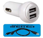 2-Port 2.4Amp USB Car Charger Kit for Smartphone/Tables/GPS & MP3 Player USBCC-K1 037229334159 USB Power Y Charger Cable Kit, 2.4Amp Dual-Port Charger for GPS, MP3 player & smart phone including Apple iPod/iPhone/iPad2 USBCC-2P   336834 QZ4936 USBCCK1 USBCC-K1  cables    3888 IMCE microcenter David Chesrown Approved